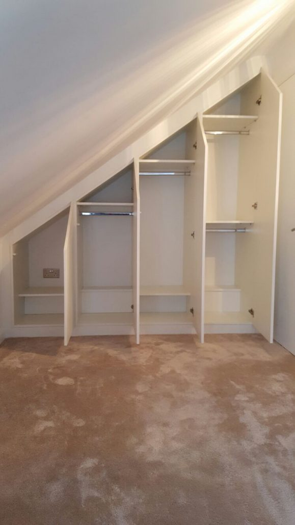 Loft Conversions Capital Bedrooms Fitted Wardrobes