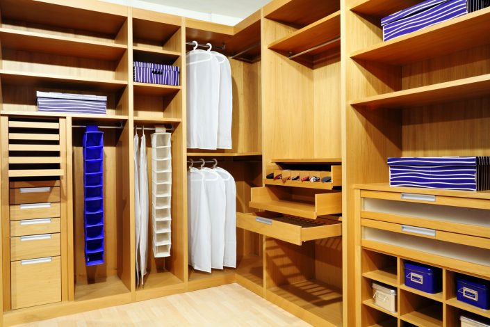 Matt Finish Wardrobes