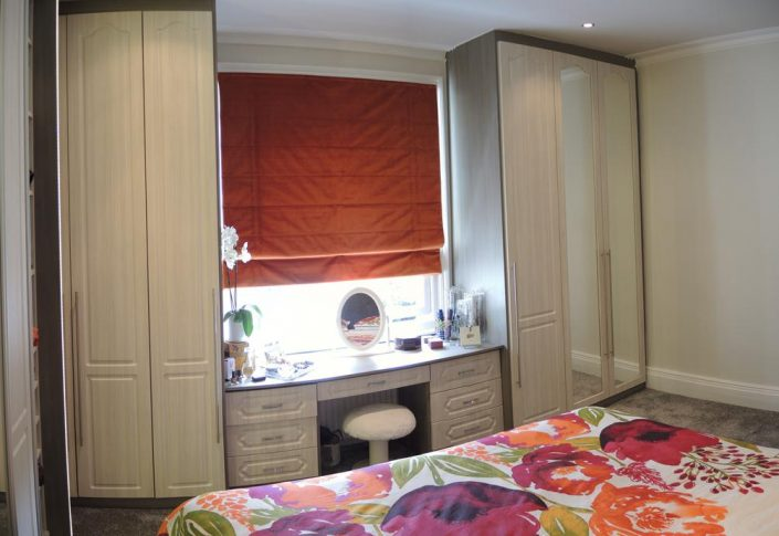 Custom Bedroom Wardrobes