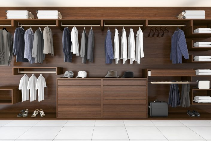 Modern Cloth Wardrobe