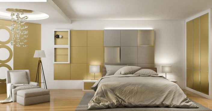 Modern Bedroom Interiors