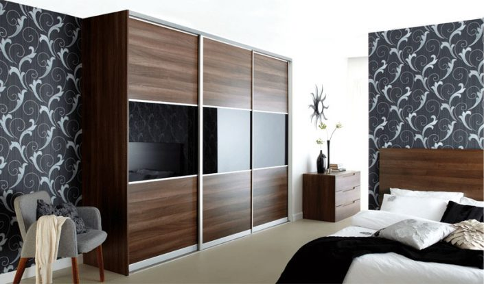 Box Sliding Wardrobe