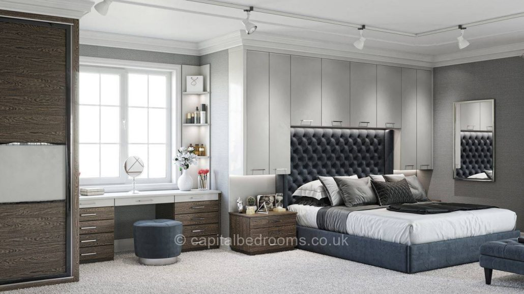 Fitted Wardrobes 70% Off | Bespoke Fitted Bedroom Furniture