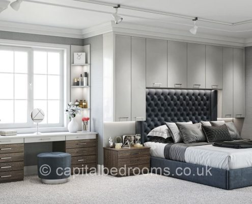 Bedroom Fitted Wardrobes Capital Bedrooms P4-02